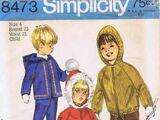 Simplicity 8473
