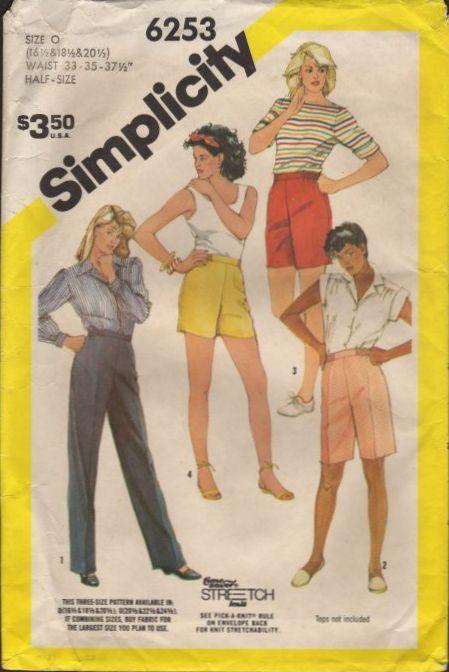Simplicity 6253 A