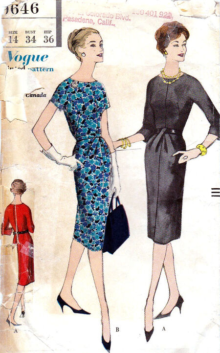 Vogue 9646