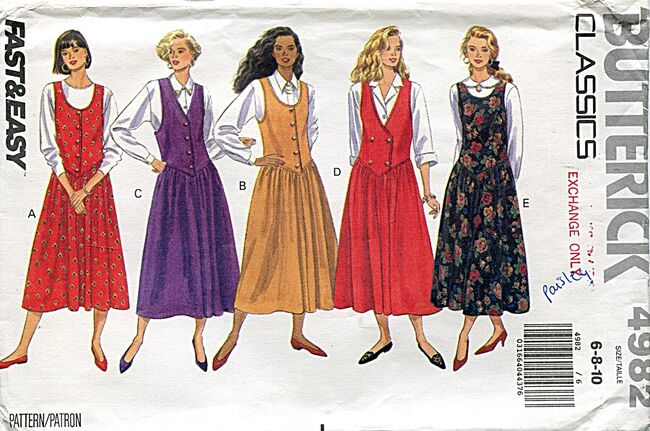 Butterick4982jumper
