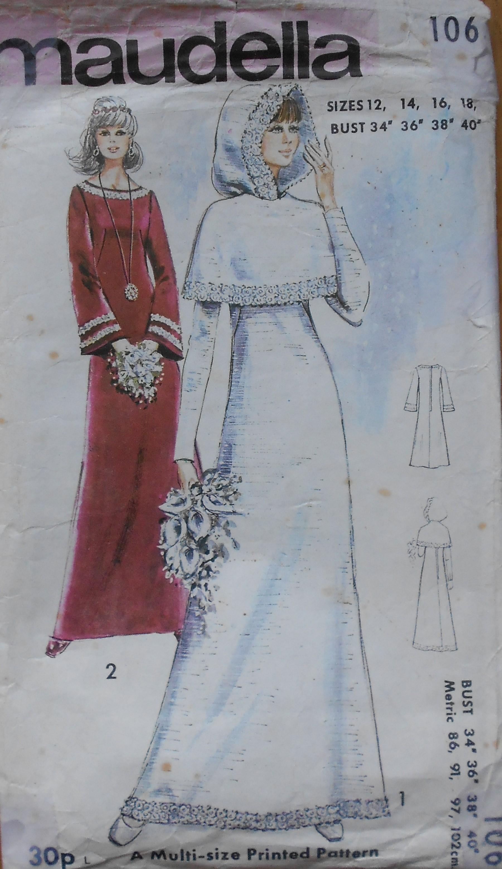 Maudella 106 | Vintage Sewing Patterns | FANDOM powered by Wikia