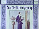 Deutsche Moden-Zeitung No. 2 Vol. 34 1924