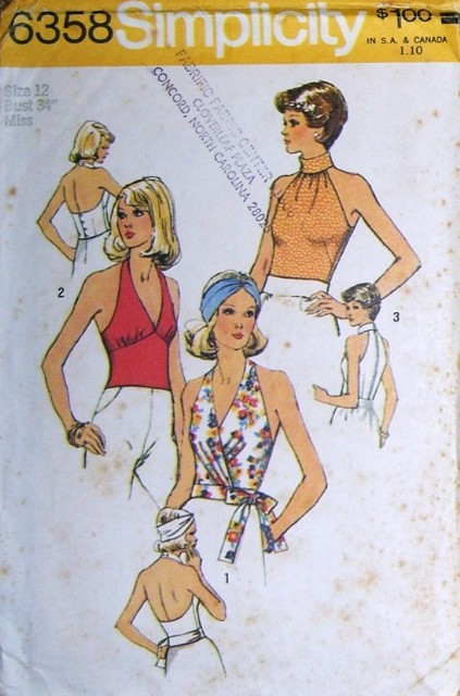 Simplicity 6358 Vintage Sewing Patterns Fandom Powered By Wikia