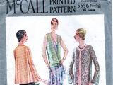 McCall 5556 A