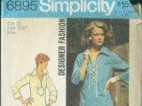 Simplicity 6895