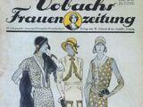 Vobachs Frauenzeitung No. 26 Vol. 33 1930