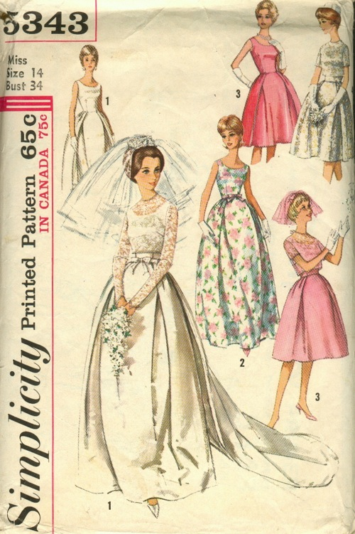 Simplicity 5343 | Vintage Sewing Patterns | FANDOM powered by Wikia