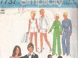 Simplicity 7737 A
