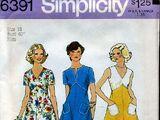 Simplicity 6391