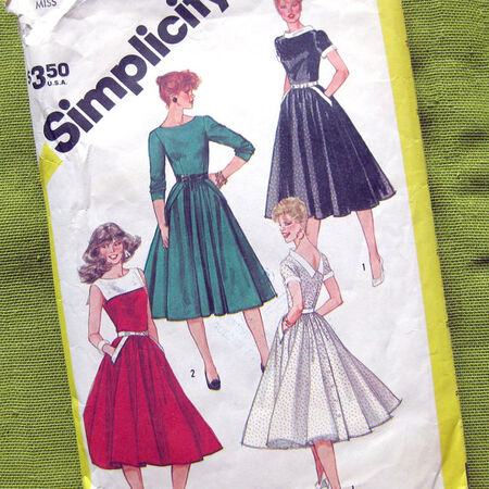 Simplicity pattern 6027 year 1983