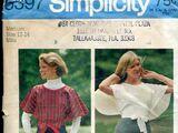 Simplicity 5397