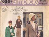 Simplicity 5869 A