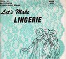 Let's Make Lingerie 370
