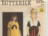 Butterick 3379 A