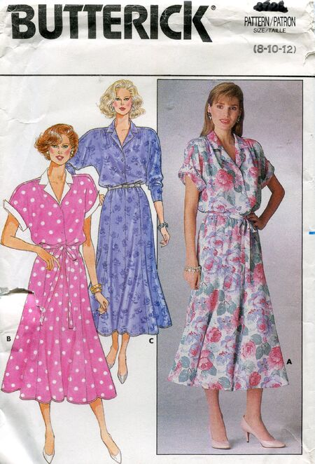 Butterick3725shirtdress