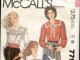 McCall's 7792
