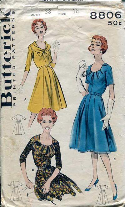 Butterick8806