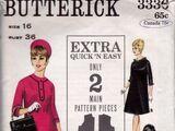 Butterick 3336