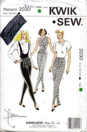 Kwick Sew 2030