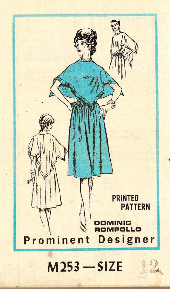 Prominent Designer M253 A   Vintage Sewing Patterns   FANDOM powered ...