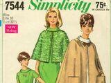 Simplicity 7544