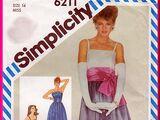 Simplicity 6211 A