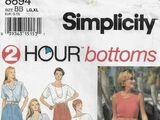 Simplicity 8894 A