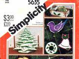 Simplicity 5635 A