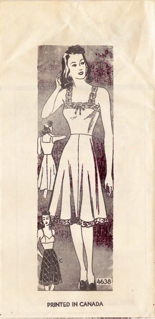 1940's Anne Adams 4638 front