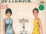 Butterick 3578 A