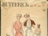 Butterick 5187