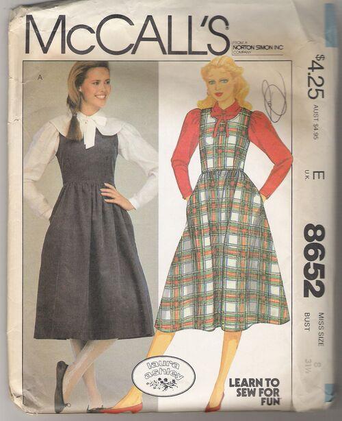 McCall's 8652