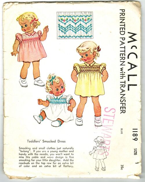 McCall 1189 57