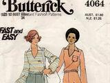 Butterick 4064 A