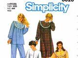 Simplicity 6626 A