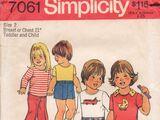 Simplicity 7061