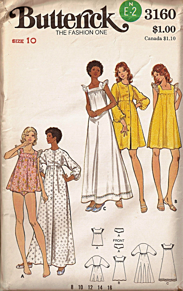 Butterick 3160 | Vintage Sewing Patterns | FANDOM powered by Wikia