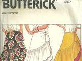 Butterick 4807