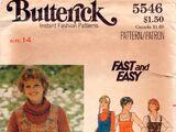 Butterick 5546 B