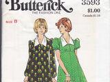 Butterick 3593