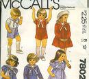 McCall's 7802