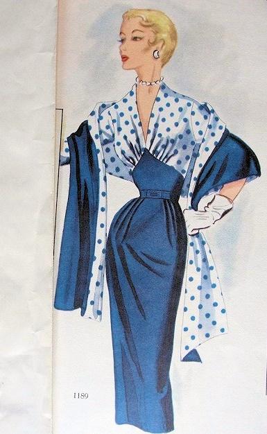 Modes Royale 1189 Vintage Sewing Patterns Fandom