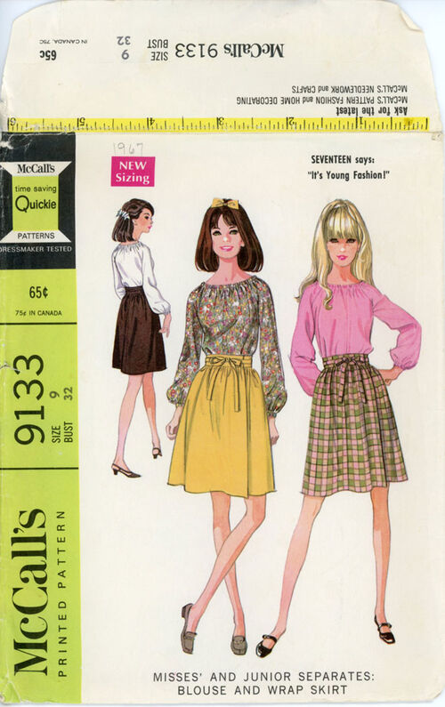 McCall's-9133front