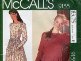 McCall's 9155