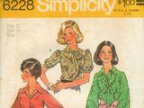 Simplicity 6228