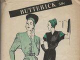 Butterick 3663 B