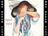 The Delineator April 1912