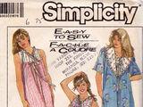 Simplicity 8092 A