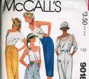 McCall's 9018 A