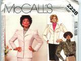 McCall's 2228